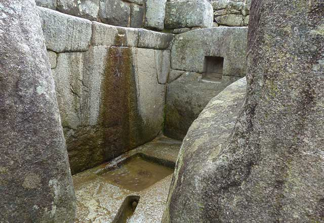 Dalam Machu Pichhu
