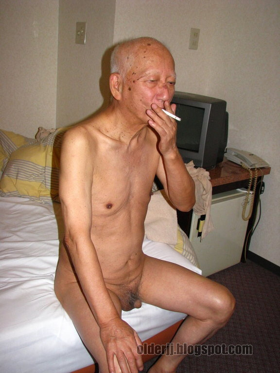 Nude Old Asian Men : asian, Naked, Asian, Grandfather, Hardcore
