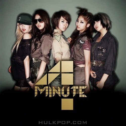 4 Minute – 4Minute On The Beach (ITUNES PLUS AAC M4A)