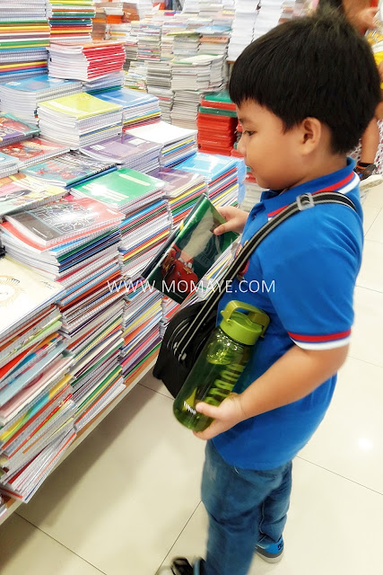 SM Department Store, SM Stationery, school supplies, back to school tips