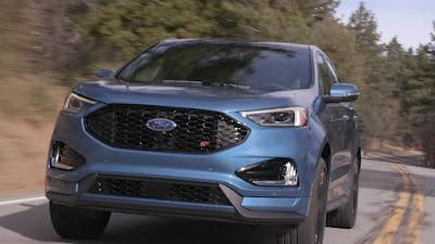 2019 Ford Edge ST Caractéristiques, Prix, Date de Sortie