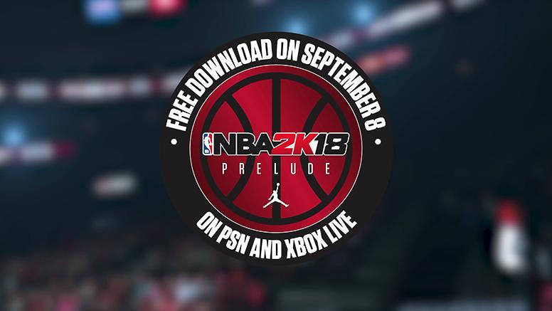 NBA 2K18 Prelude Details