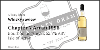 Chapter 7 single cask Arran 1996