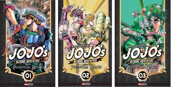 JoJo's Bizarre Adventure- Hirohiko Araki