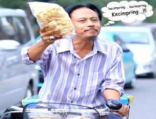 Foto Kecimpring Singkong Khas Bandung Kang Muslihat