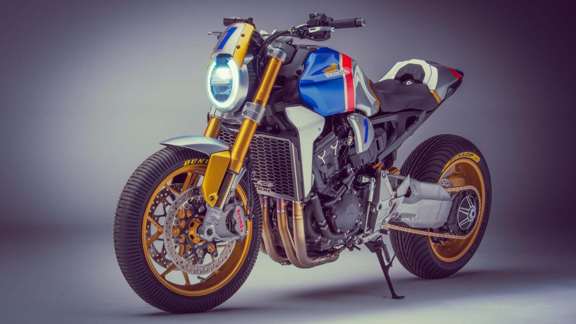 Honda CB1000R Glemseck