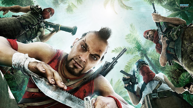 تحميل لعبة Far Cry 3 اخر نسخة اصلية برابط مباشر