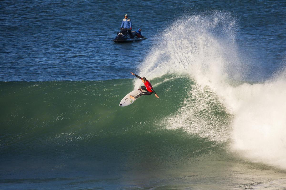 22 Frederico Morais Corona Open JBay foto WSL Pierre Tostee