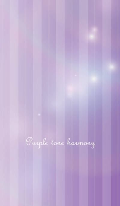 Purple tone harmony Vol.1