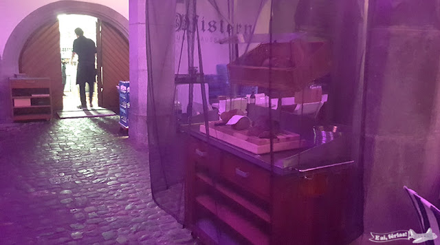 Restaurante Pfistern, Lucerna, Suíça