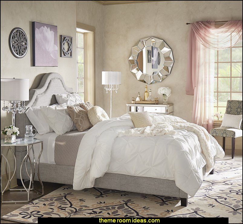 Decorating theme bedrooms - Maries Manor: romantic bedroom ...