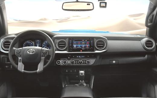 2019 Toyota Tacoma Redesign