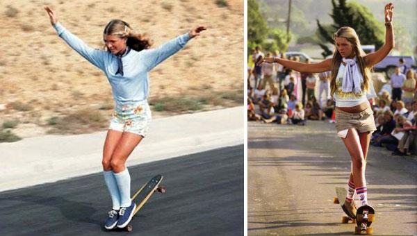 Penny Skateboards Girl Wallpaper Loco Bandito Longboard Girl