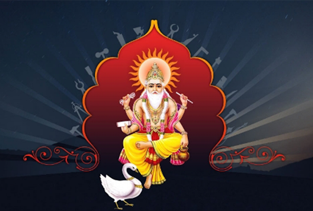 Best Lord Vishwakarma  Wallpaper For MacBook