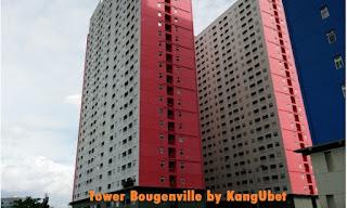 Green Pramuka City | Tower Bougenville