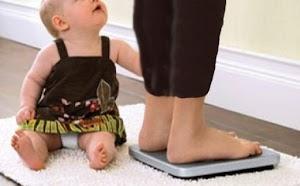 نصائح انقاص الوزن بعد الولادة