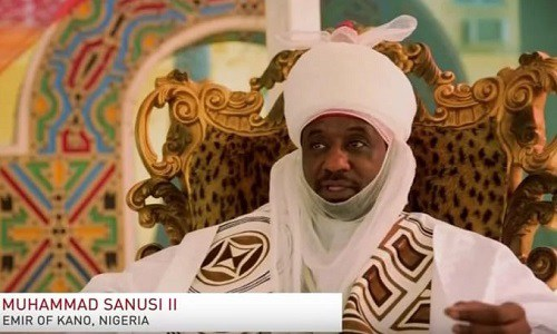 Emir Sanusi Worried Over Use of Hate Speech in Social Media