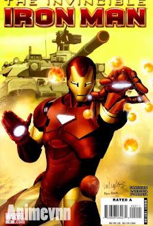 Người Sắt Vô Địch - The Invincible Iron Man 2007 Poster