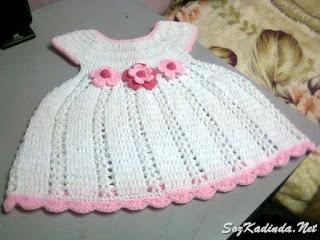 yeni bebek elbise modelleri