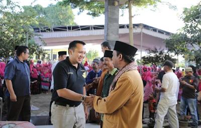 Warga Seputih Mataram, Minta Program Wisata Rohani Ridho Masuk Ponpes