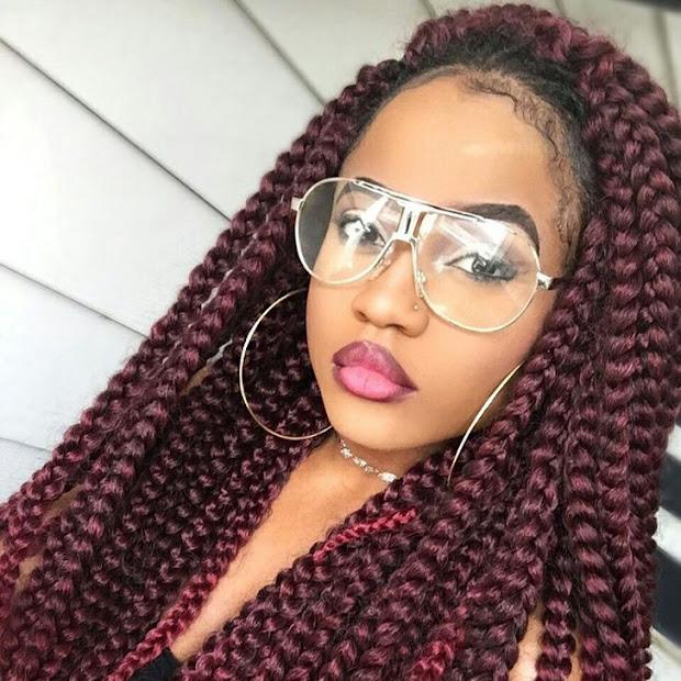 fulani cornrow boxer braids