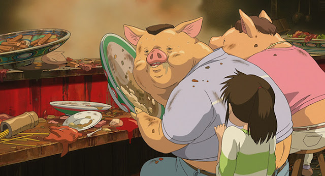 does spirited away reflect traditional japan Spirited away enjoys a 15th anniversary re-release, further cementing the central role of director hayao miyazaki in japanese featuring traditional japanese.