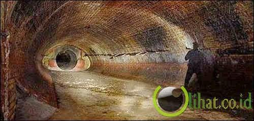 Babi bawah tanah London