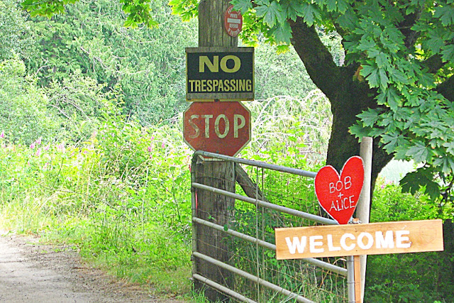 You're not welcome here unless you're one-half of Bob and Carol and Ted and Alice...