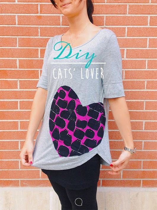 DIY - Cats' lover