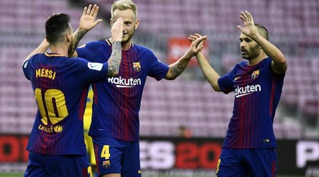 Prediksi Barcelona vs Getafe Liga Spanyol