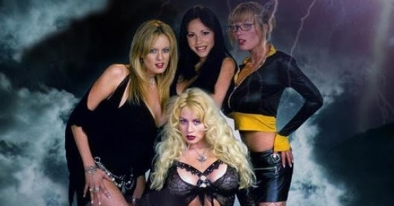 witches of breastwick cast