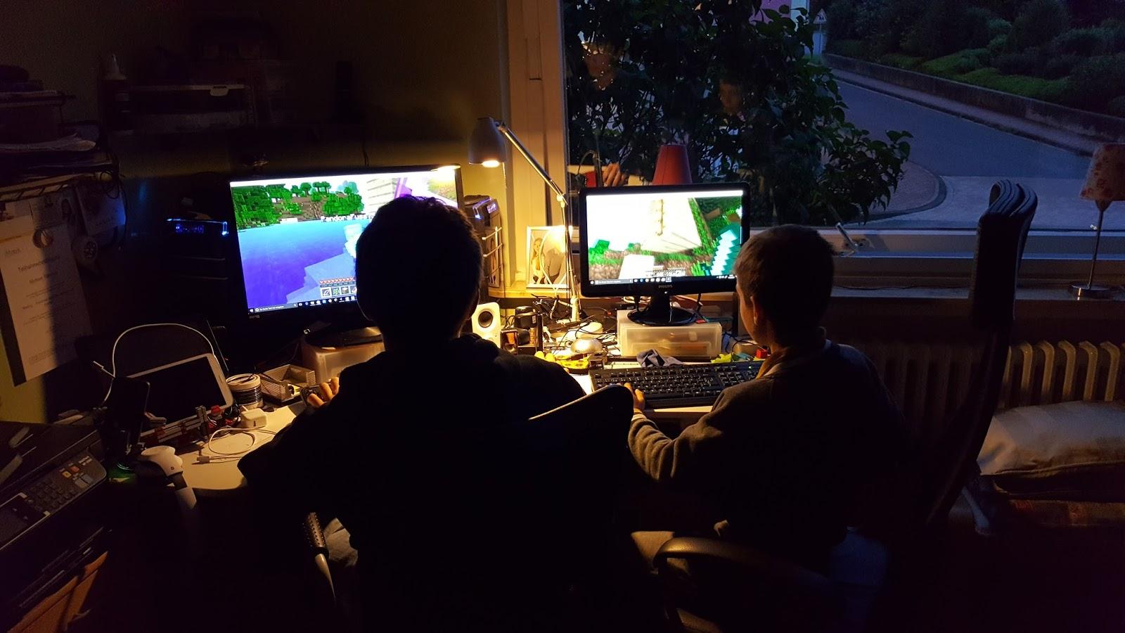 TechnikKids Minecraft Nicht Nur Ein Spiel - Minecraft spielen lernen