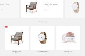 Mẫu bán hàng mới nhất 2020 cho Blogspot
