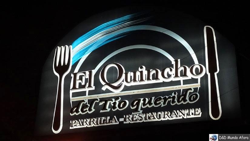 Restaurante de Puerto Iguazu Argentina