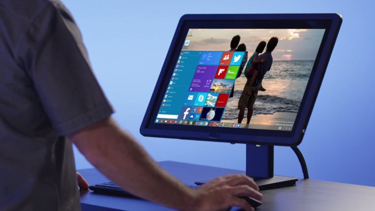 Windows 10: Return Of The Axed Start Button