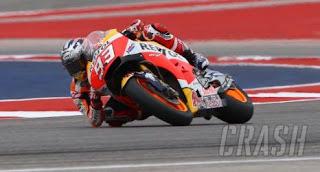 Hasil FP1 MotoGP Amerika Serikat 2018: Marquez Tercepat, Rossi Kedua #MotoGP #AmericasGP
