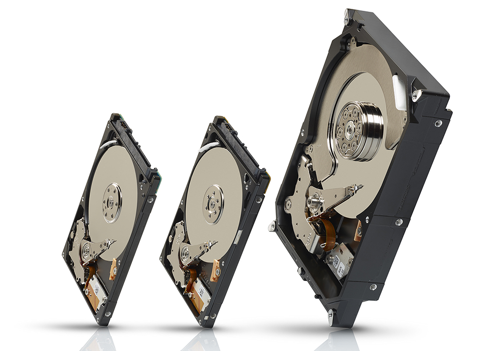 Seagate Solid-State Hybrid Drive