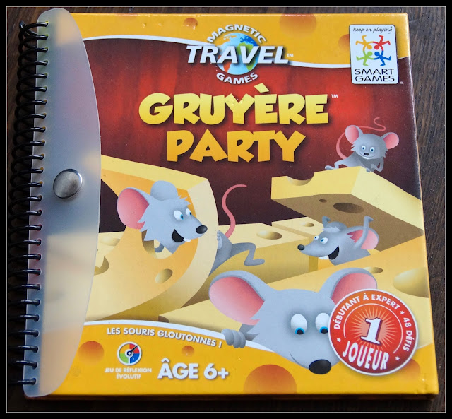 avis Gruyère Party Smart Games