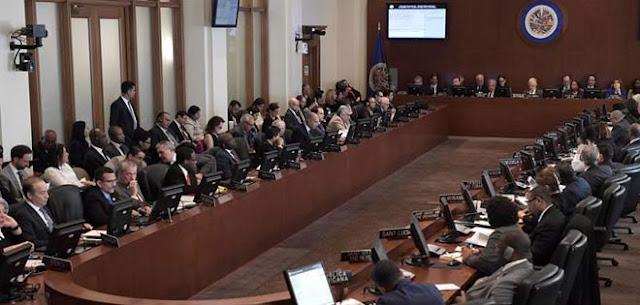 Secretaría General de la OEA pide desconocer actos del TSJ