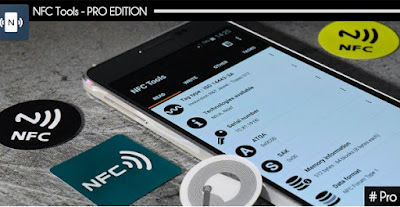 NFC Tools – Pro Edition For Android (paid)