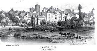 Patrimoine de l'Allier: le vieux Vichy