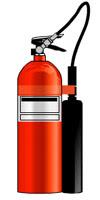 Karbon dioksida alat pemadam kebakaran