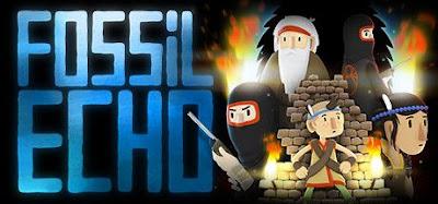 صورة  لتجربة العبة Fossil Echo تحدي النينجا والعجوز الشرير في جهاز الحاسوب