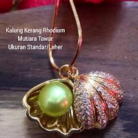 Model Kalung Mutiara Air Tawar Murah Khas Lombok