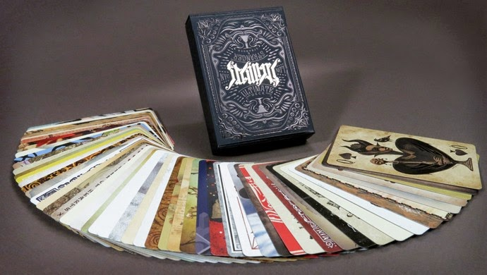 Citizen, you need documentation that shows you're allowed to be there. Review The Ultimate Deck By Stranger Stranger