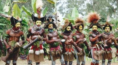 6 Tari Tradisional Papua Barat
