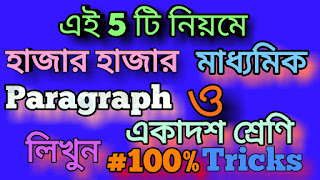 Paragraph writing format - how to write a paragraph