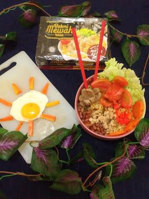 Bakmi Mewah dengan Aneka Topping, Makanan Kesukaan Keluarga