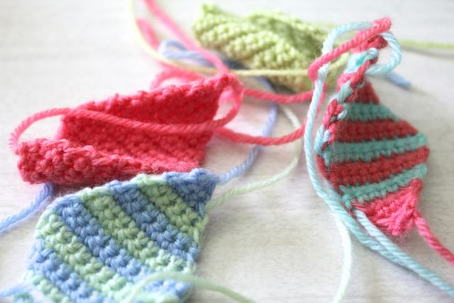Little Woollie Crochet Star Making A Tutorial
