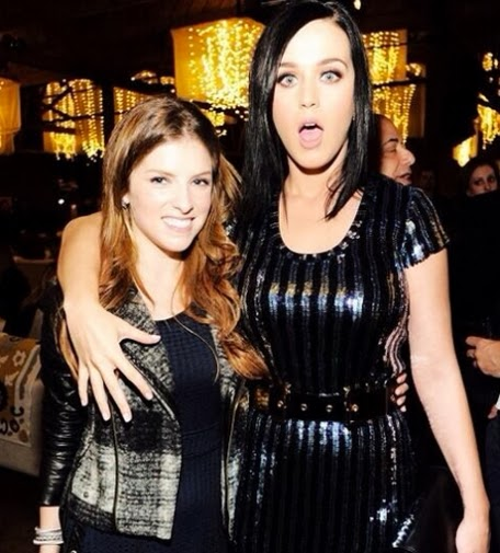Katy Perry groped Anna Kendrick's breasts